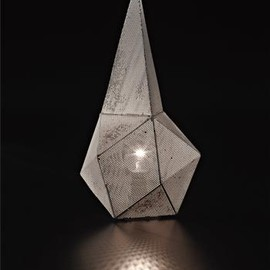"Mathieu Mategot - ""Bagdad"" table lamp, C. 1954"