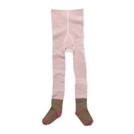 Stella McCartney Kids - Petra tights with colorblock effect