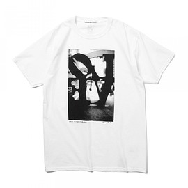TOKYO CULTUART by BEAMS - 武藤修 / LOVE turned inside out T-shirt