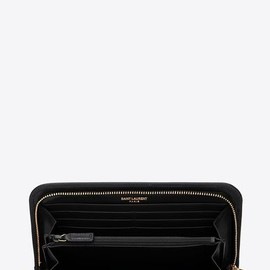 Saint Laurent Paris - Leather Wallet