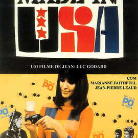 Jean-Luc Godard - Made in U.S.A