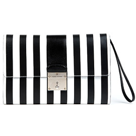 MARC JACOBS - Striped Clutch 2013 Spring-Summer