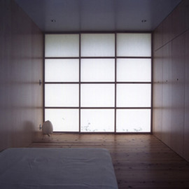 Komada Architect Office - Bedroom at the Zama House, Tokyo