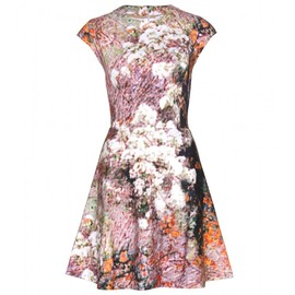CARVEN - Printed cotton dress