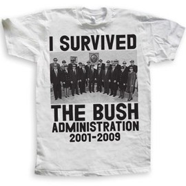Print Liberation - I Survived The Bush Administration