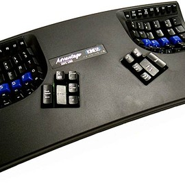 Kinesis USB Keyboard - Kinesis Advantage USB Keyboard Black