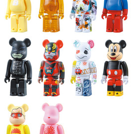 MEDICOM TOY - BE@RBRICK SERIES 17