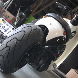 HONDA - SCOOPY CUSTOM