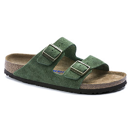BIRKENSTOCK - Arizona Soft Footbed アリゾナ グリーン