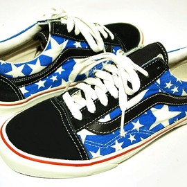 VANS - OLD SCHOOL STAR