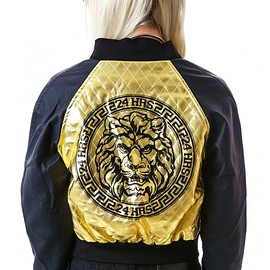 24hrs - 24HRS Queen of the Jungle Jacket