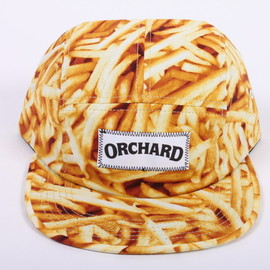 ORCHARD - Orchard 5 Panel Hat - Snack Pack French Fries