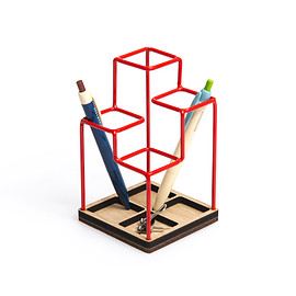 redcandy - Block Sketch Desk Tidy