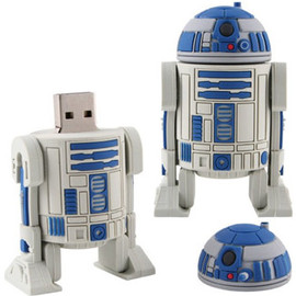 USB Geek - R2-D2 USB Flash Drive