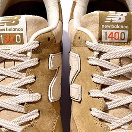 New Balance, BEAMS - M1400 - Beige/Tan