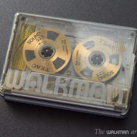 SONY - SONY Walkman WM-504 Transparent