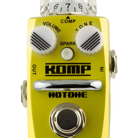 Hotone Effects Wally Looper Skyline Series Guitar Effects Pedal