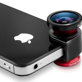 olloclip - 3 in 1 Lens for iPhone 5
