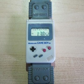 Nintendo Gameboy WATCHBOY