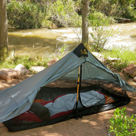 Six Moon Designs - weekendbackpackers:Ultralight Backpacking - Six Moon Designs Lunar Solo