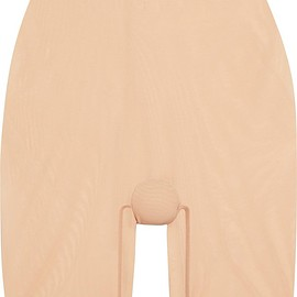 Wolford - Stretch-tulle shorts