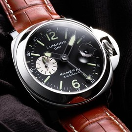 PANERAI - PANERAI LUMINOR GMT PAM00088