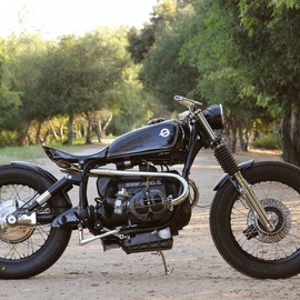 BMW - R90/6 Custom by Spirit Lake Cycles