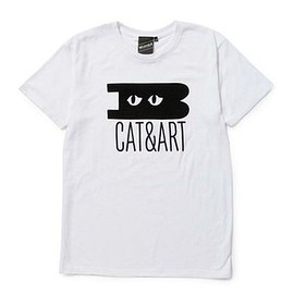 BEAMS - 【SPECIAL PRICE】BEAMS T / CAT&ART ショートスリーブ Tシャツ