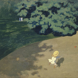 Félix VALLOTTON - The Ball
