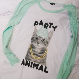 COZY ZOE - COZY ZOE 'Party in the USA - Party Animal' Nightshirt