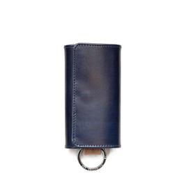 Whitehouse Cox - ホワイトハウスコックス | S9692 KEY CASE WITH RING / VINTAGE 2TONE