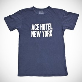 ACE HOTEL NYC - APOLIS STANDARD ISSUE TEE