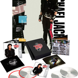 Michael Jackson - Bad-25th Anniversary Box set