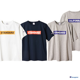 Champion, STANDARD CALIFORNIA - Champion × SD T1011