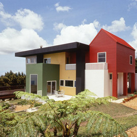 Ettore Sottsass - ACME House in Maui