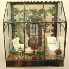 Wall Hanging Conservatory