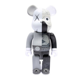 KAWS - COMPANION BE@RBRICK 1000%
