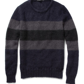 Gucci - Mohair and Silk Knitted Sweater