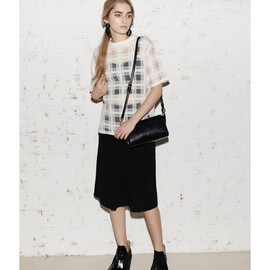 moussy - MIDDLE SKIRT PT