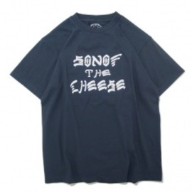 SON OF THE CHEESE - TRASHER TEE D.NAVY