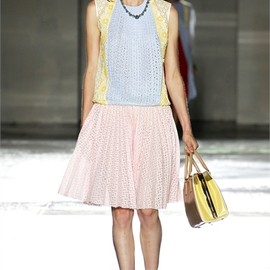PRADA - Ready-To-Wear Spring Summer 2012