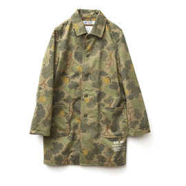 GDC - reversible camo coat