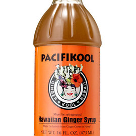 PACIFIKOOL - Hawaiian Ginger Syrup