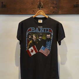 The Band - 1983 World Tour Tshrit