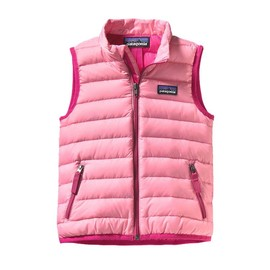 Patagonia - Baby Down Sweater Vest - Rosy Posy Pink RSPK