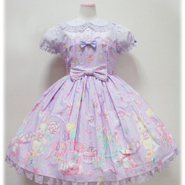 Angelic Pretty - TOY PARADE Dress (Lavender)