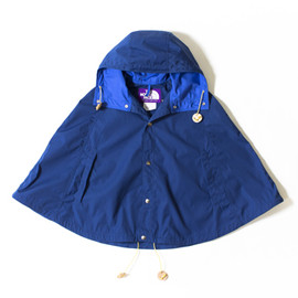 THE NORTH FACE PURPLE LABEL - W's 65/35 Mountain Poncho