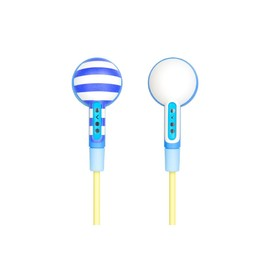 "KOTORI - In-Ear Headphone + Remote/Mic ""KOTORI 101+"" (CREAM-SODA)"