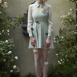 Sretsis - CELESTINA DRESS 2013:A/W