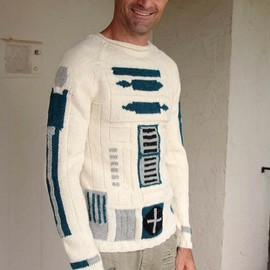 STAR WARS - R2-D2 sweater